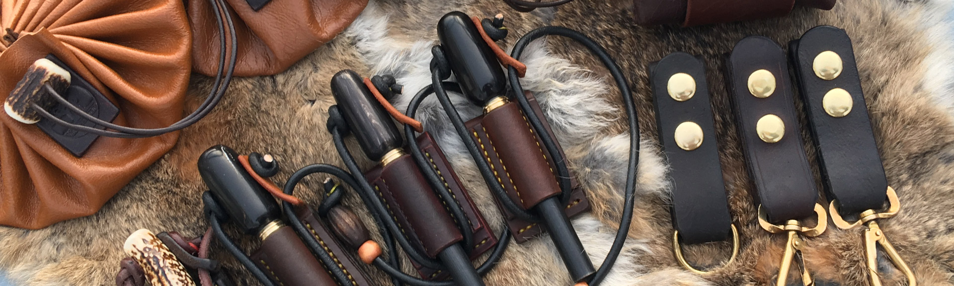 MCQBushcraft Leather Craft